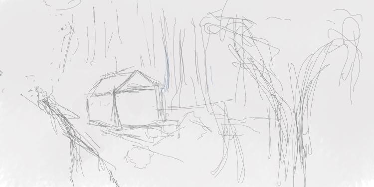 1 rough sketch