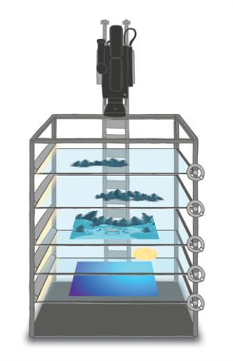 multiplane camera diagram