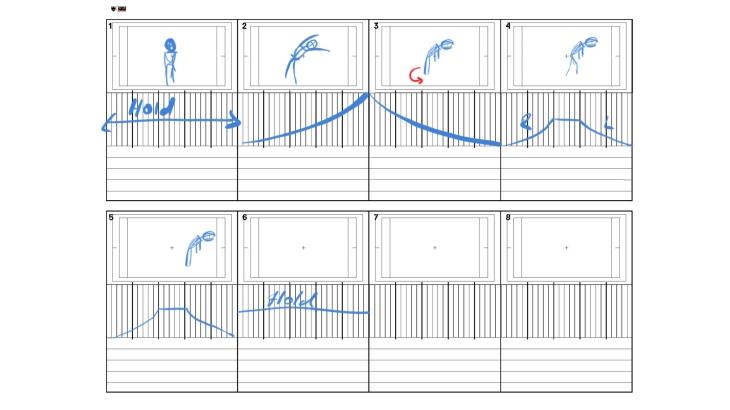 Emotion to emotion bar sheet